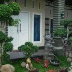 Creative garden landscaping idea(159)