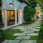 Creative garden landscaping idea(162)