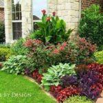 Creative garden landscaping idea(174)