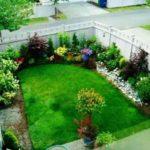 Creative garden landscaping idea(176)