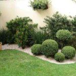 Creative garden landscaping idea(182)