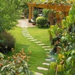 Creative garden landscaping idea(183)