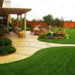 Creative garden landscaping idea(186)