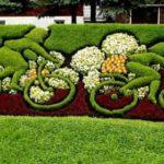 Creative garden landscaping idea(196)