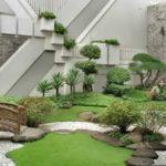 Creative garden landscaping idea(198)