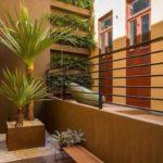 Creative garden landscaping idea(206)