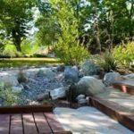 Creative garden landscaping idea(208)