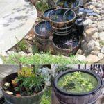 Creative garden landscaping idea(209)
