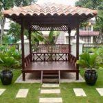 Creative garden landscaping idea(210)