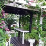 Creative garden landscaping idea(211)