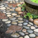 Creative garden landscaping idea(33)
