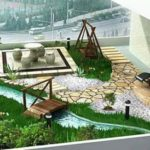 Creative garden landscaping idea(49)