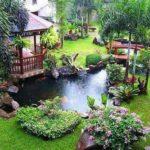 Creative garden landscaping idea(91)
