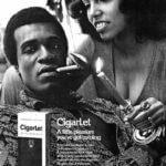 Cigarlet  vintage tobacco ad