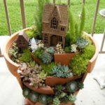 Creative Miniature Garden idea 16