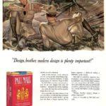 Pall mall vintage tobacco ad