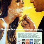 Tipalet vintage tobacco ad