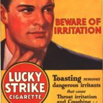 lucky strike old ad 2
