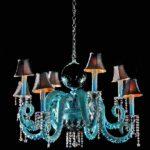 Octopus chandelier - Adam Wallacavage Design 10