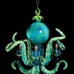 Octopus chandelier - Adam Wallacavage Design