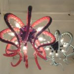 Octopus chandelier - Adam Wallacavage Design 3