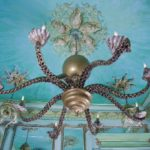 Octopus chandelier - Adam Wallacavage Design 5