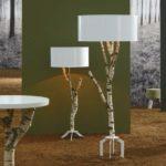 wood Creative Floor Lamp 9