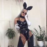 Halloween Slutty Bunny Costume