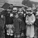 Vintage Halloween Costumes Trick And Treat