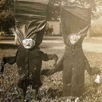 Vintage Halloween Costumes Weird Suits