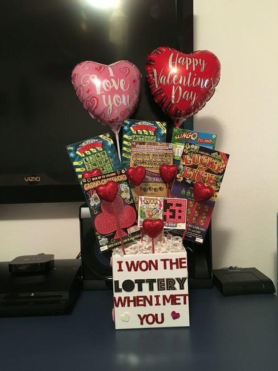 Hit The Jackpot Valentine's Day Gift For Him