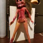 Creepy Doll Halloween Prop