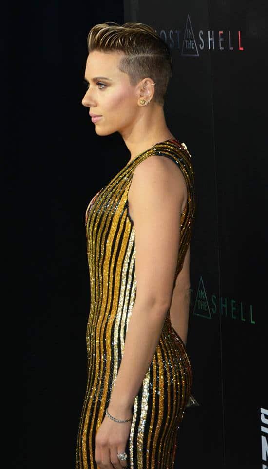Scarlett johansen ass