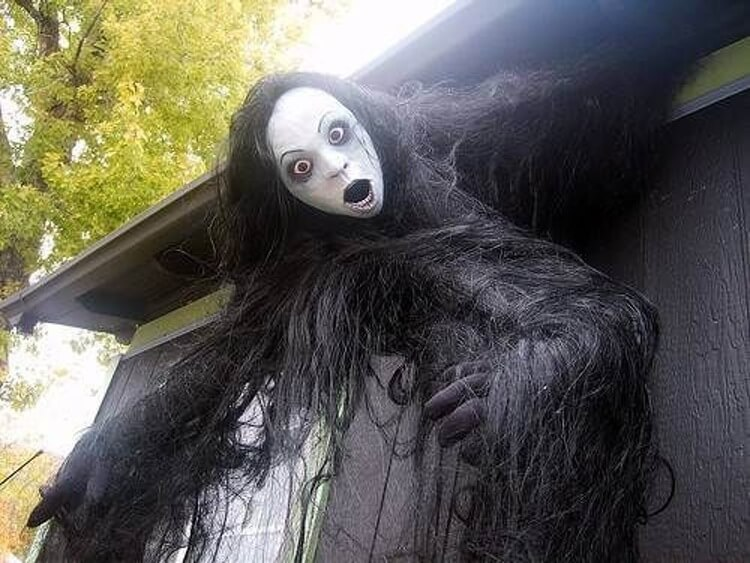 Scary Decorating Idea For