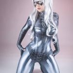 Symbiote Black Cat Cosplay By Dalin 2