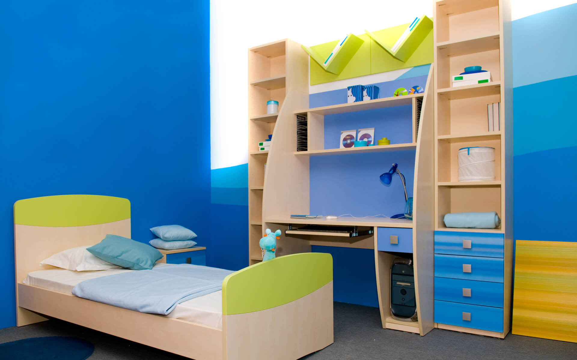 Stunning Children\'s Bedroom Design Ideas Gallery - Decorating ...