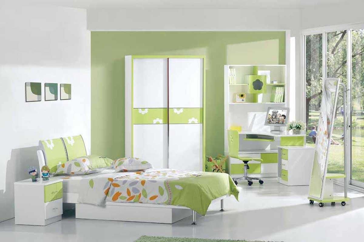 Kids Bedroom Designs Idea 8