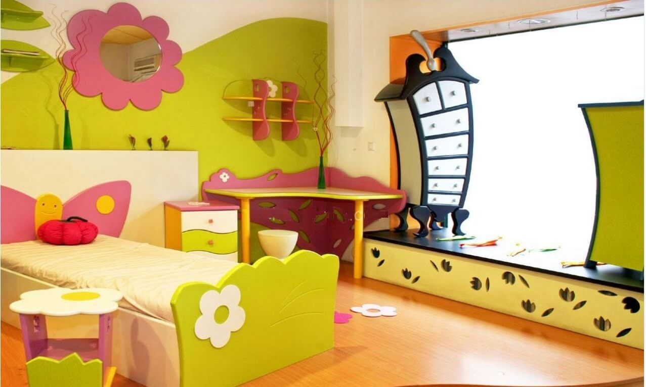 Beau Kids Bedroom Designs Idea 9