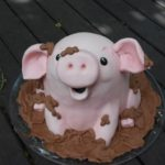 Pig In The Mud Cake From Cakes Decor