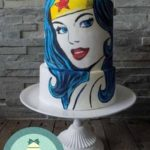 Wonder Woman Cake From Bella Cakes