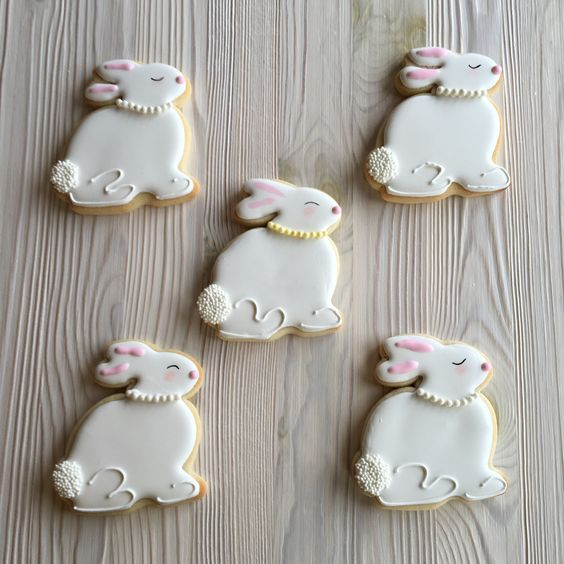 Bunny Easter Cookies