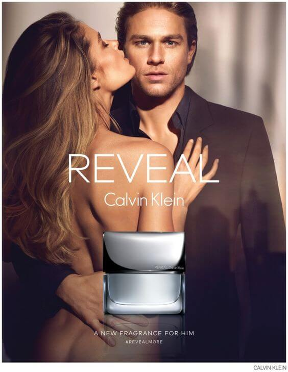 Calvin Klein's 'Reveal' Campaign