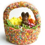 Cereal Easter Basket