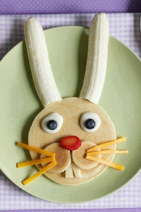 Easter Breakfast Idea