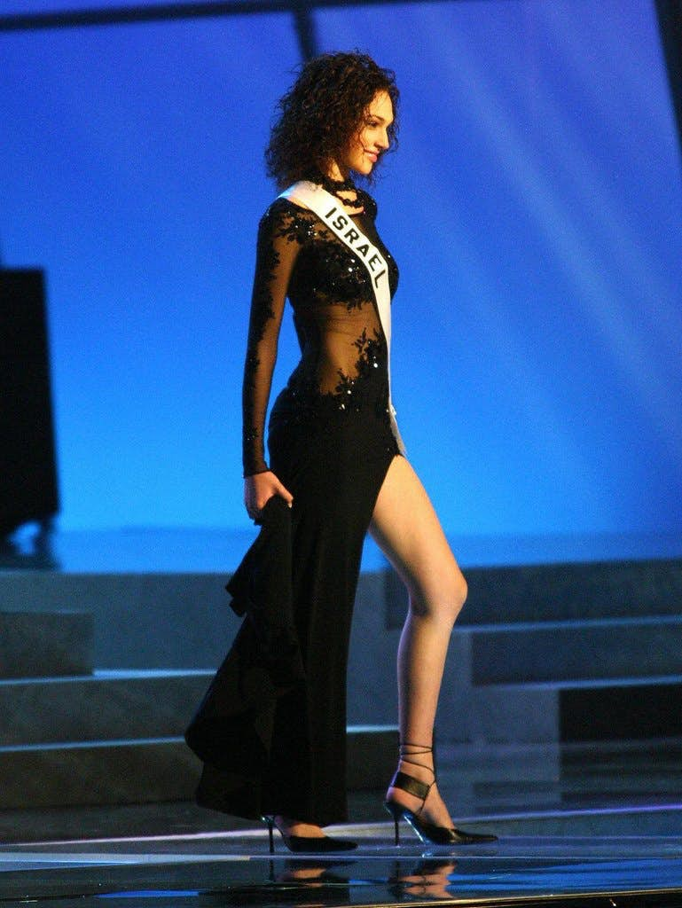Gal Gadot Miss Israel Photo 2