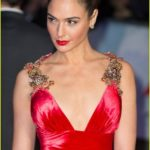 Gal Gadot Red Dress