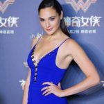 Gal Gadot Wonder Woman Premiere In Shanghai