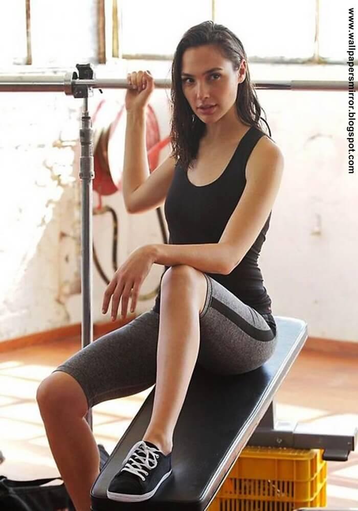 Gal Gadot Wonder Woman Workout Routine 2