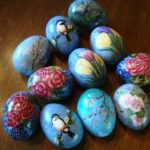 Hand Painted Easter Eggs Ideas