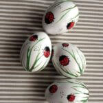 Hand Painted Easter Eggs Idea